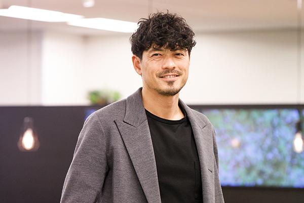AuB株式会社 代表取締役 鈴木啓太さん