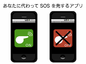 「Whistle on Android」