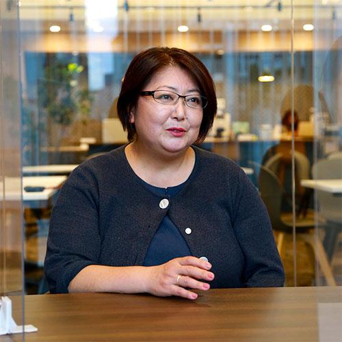 インキュベーション施設を使う-起業ノカタチ-海藤 靖子